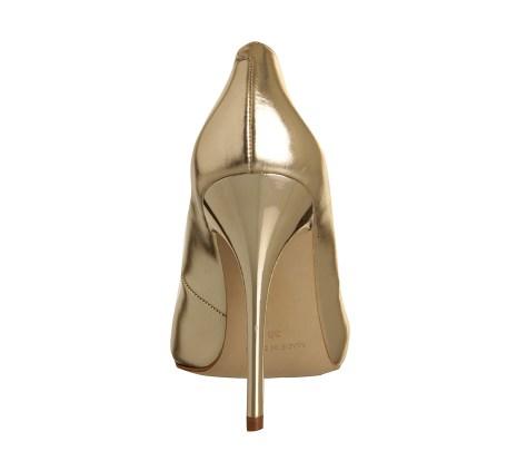 Metallic High Heel
