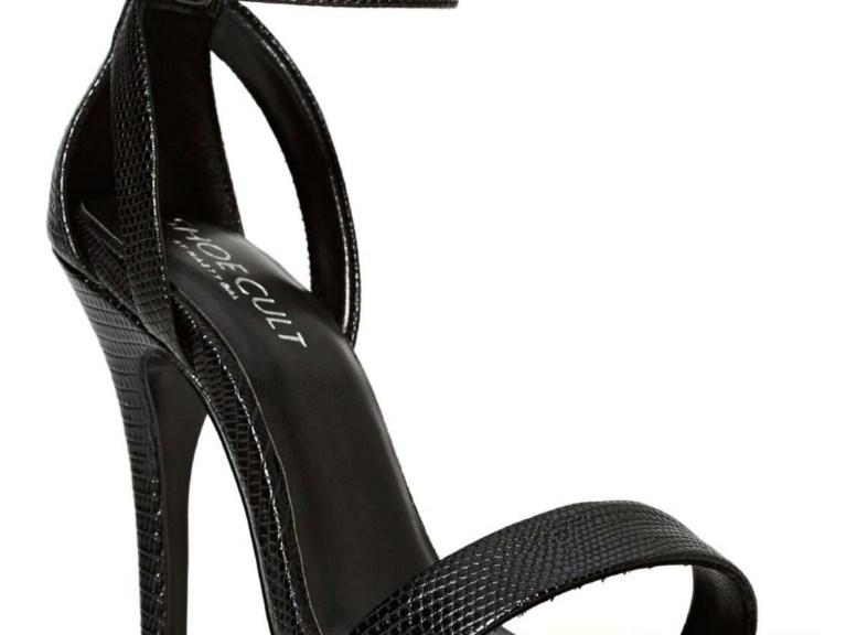 Shoe Cult high heeled sandals