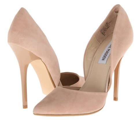 steve madden pumps