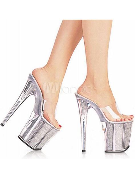sexy santa shoes
