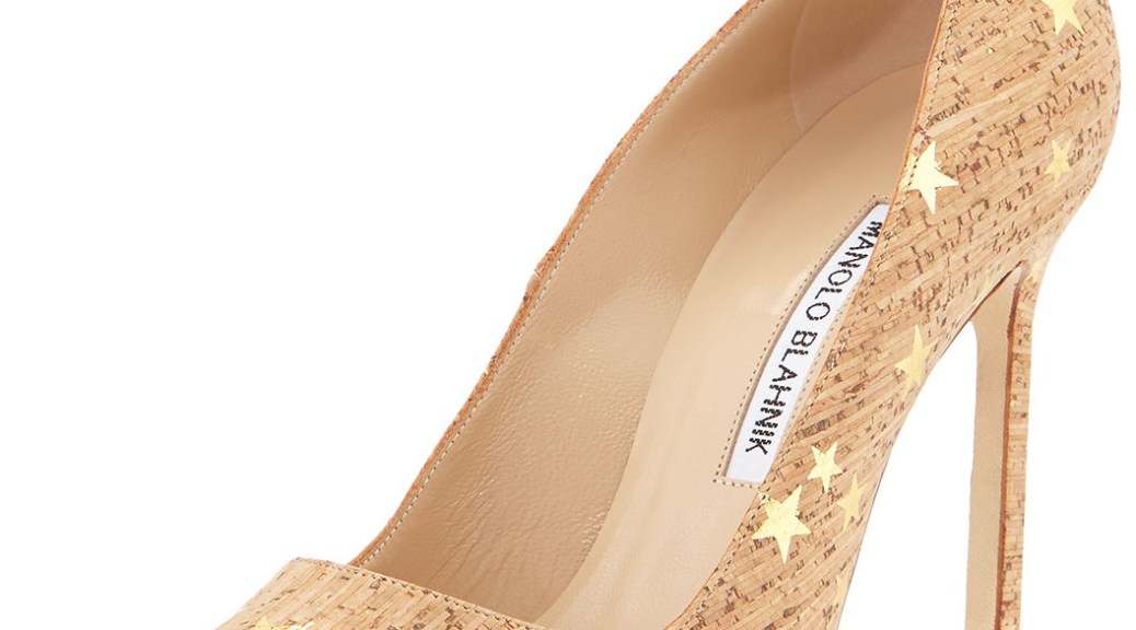 Manolo Blahnik BB pump