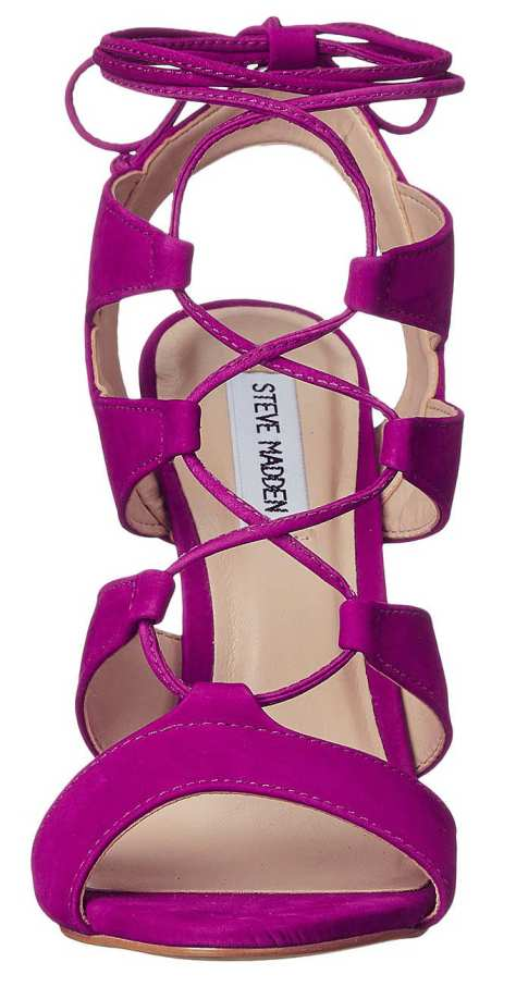 Steve Madden lace up sandal