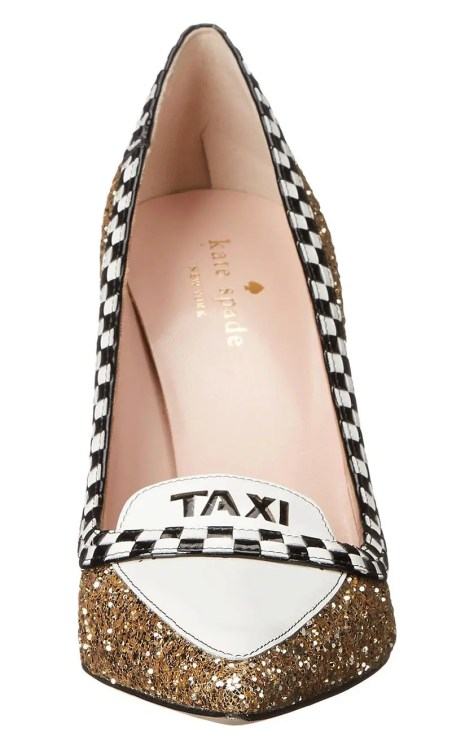 taxi shoes kate spade