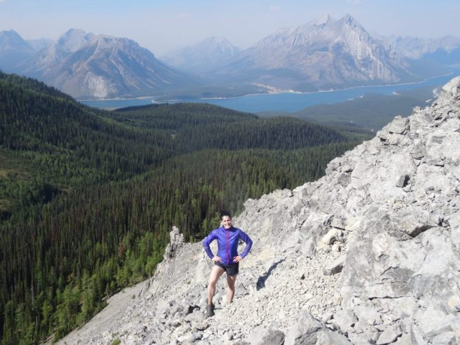 Tent Ridge Horseshoe Kananaskis Country