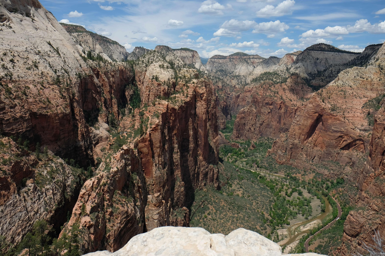 Angel's Landing {Zion National Park}