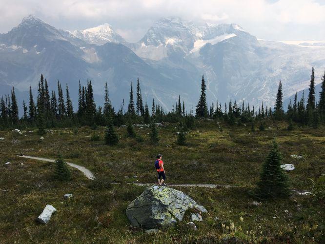 Abbott Ridge, Glacier National Park Canada