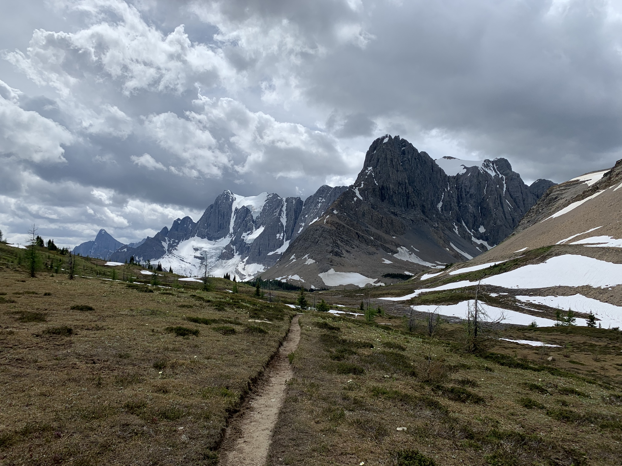 Rockwall Pass {Kootenay National Park}