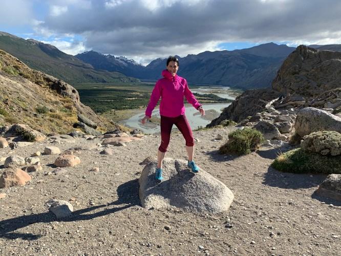 hiking to piedras blancas