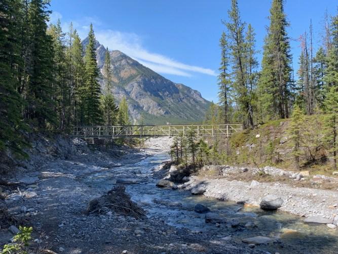 bridge at porcupine ridge