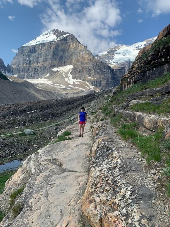 Plain of the Six Glaciers Hike