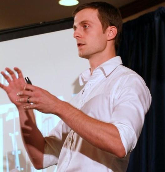 Skyler Tanner, High Intensity Training Expert
