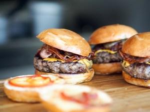 Cheat day burger