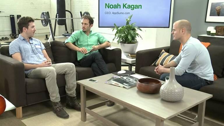 Noah Kagan Creative Live