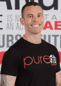 Mike Lipowski, Founder and CEO of Pure Physique