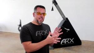 Mark Alexander and ARX