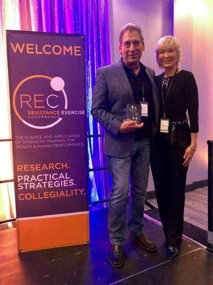Bill and Debbie Crawford at REC 2019