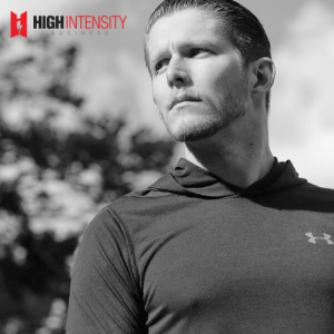 Logan Herlihy - personal trainer at Discover Strength