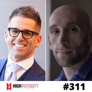 Luke Carlson - Discover Strength & Lawrence Neal - Optima Strength - High Intensity Business