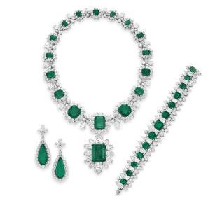 Bvlgari Emerald Suite