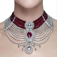 Cartier Royal collection: Reine Makéda Necklace