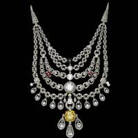 The Maharajah of Patiala Necklace