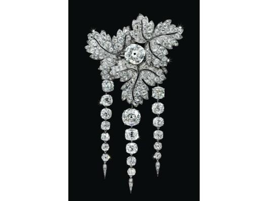 Feuilles de Groseillier brooch.001