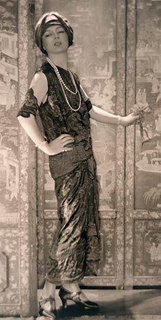 Jeanne Toussaint, 1920.