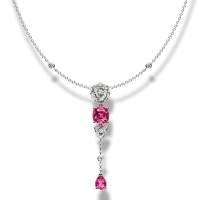 The magic of Piaget scented garden: Rose Collection