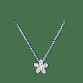 Socrate one flower pendant