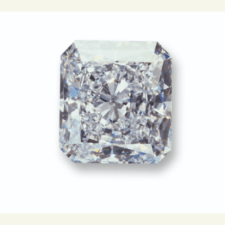 100.36 carats Rectangular modified brilliant-cut, D color, Internally Flawless Sold for US$11.9 million / US$118,397 per carat Sotheby's Geneva, 1993.