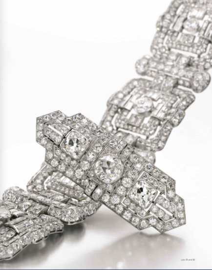 Art Deco Diamonds