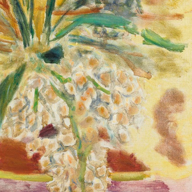 Pierre Bonnard's Deux Vases de Fleurs.