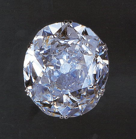 The Koh-i-Noor diamond.