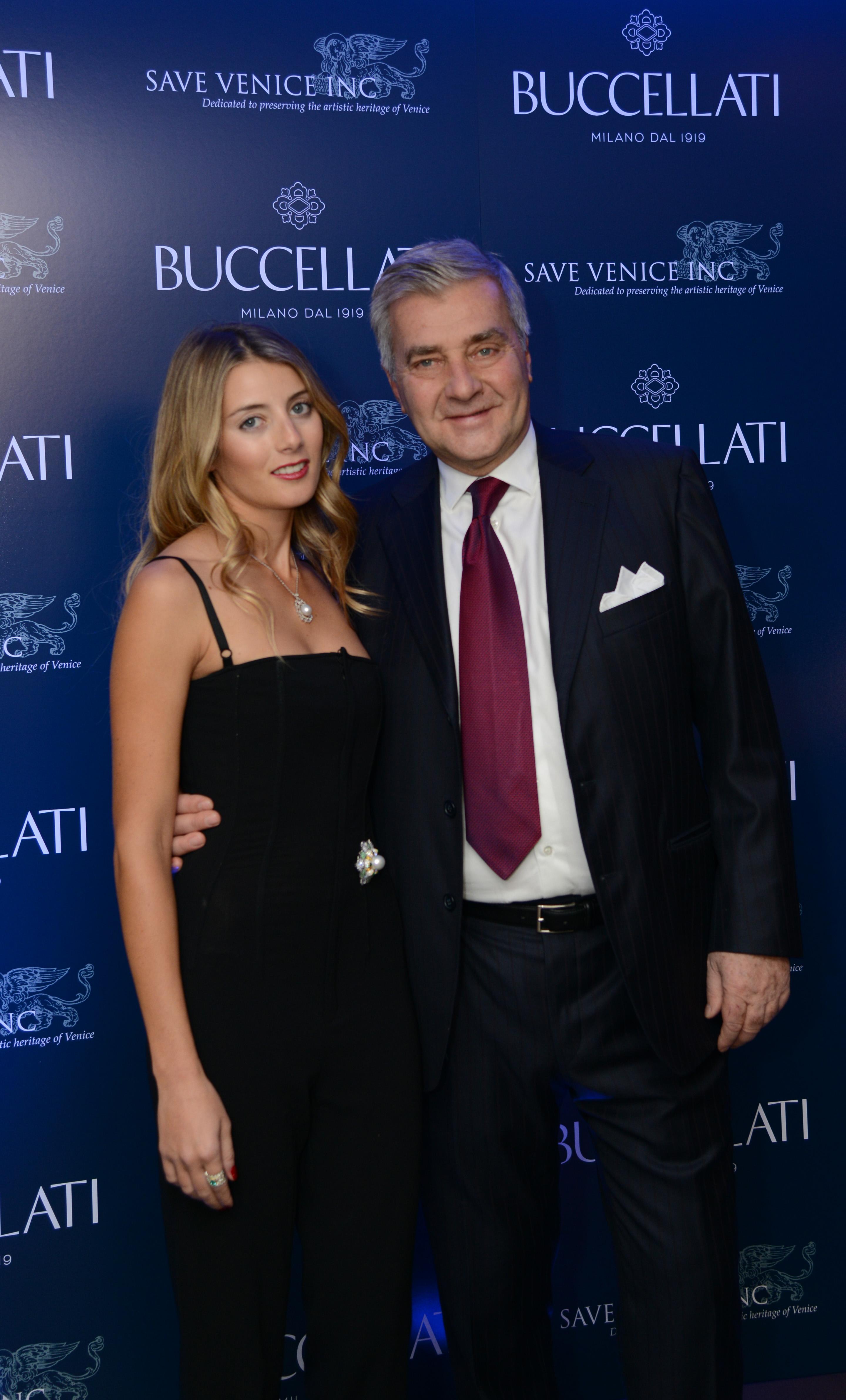 Lucrezia and Andrea Buccellati.