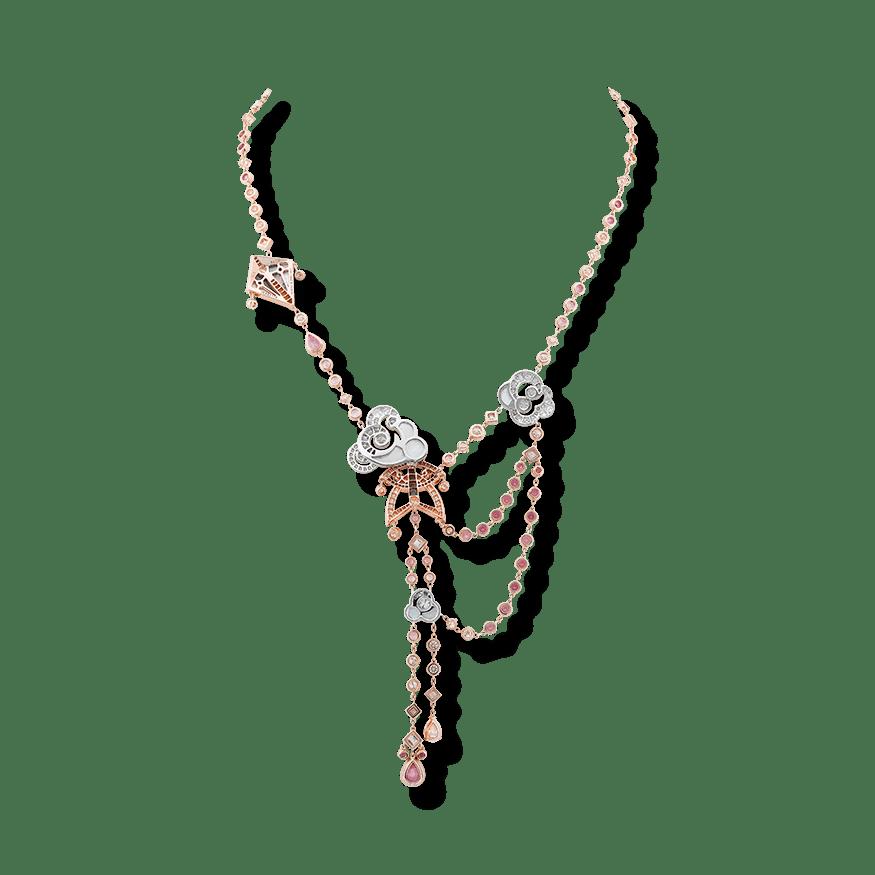 Cerfs-Volants necklace