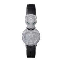 Cartier High Jewellery Watches Collection