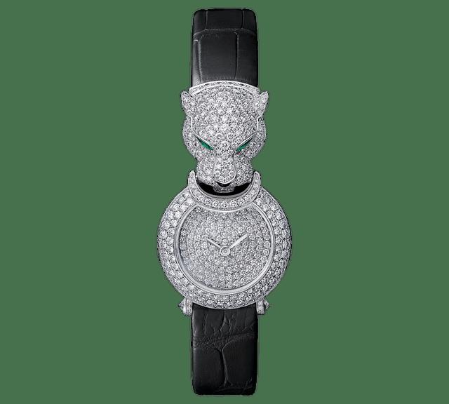 Cartier Panthèreသုံ့ပန်းက de Cartier နာရီ