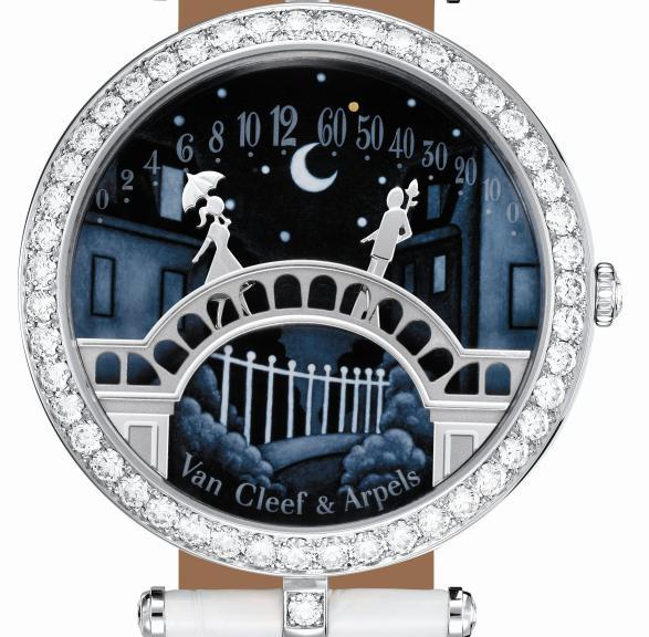 Van Cleef & Arpels Pont des Amoureux Watch