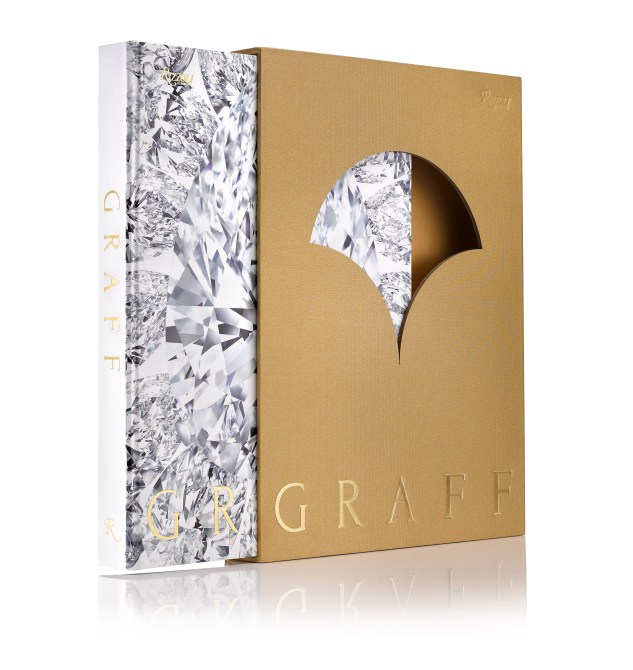 Graff Coffee Table Book