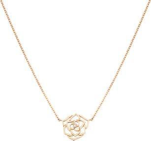 Piaget Rose Pendant