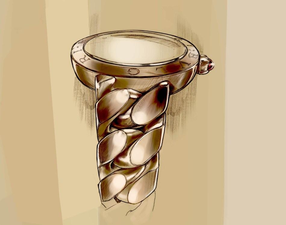 Piccola Catene_Sketch