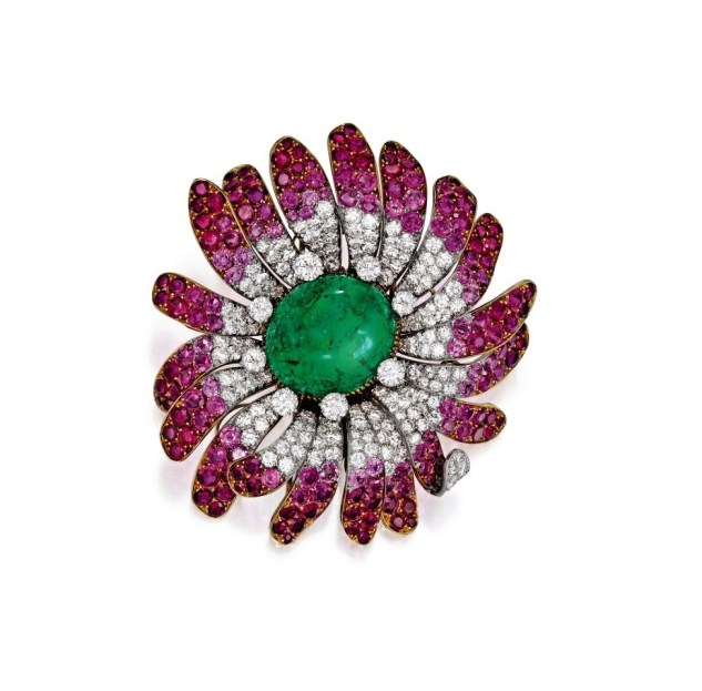 Bulgari Brooch