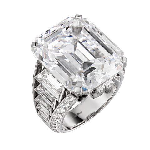 Cartier Magicien High Jewellery Ring