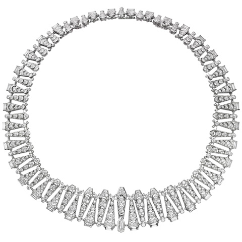 Cartier Magicien High Jewellery Necklace