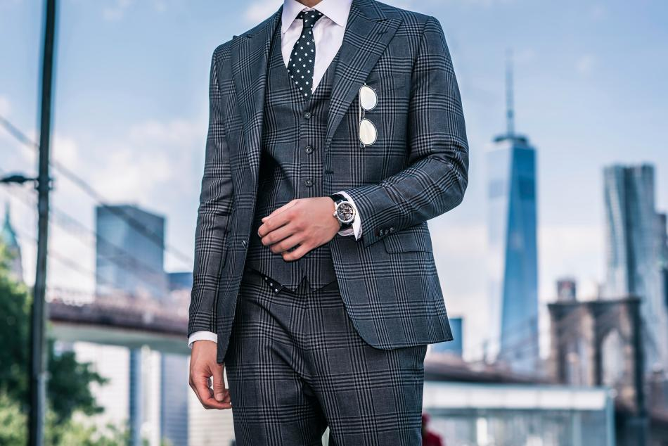Watch Anish for Roger Dubuis' NYC Daring Minds and Business Armor campaign