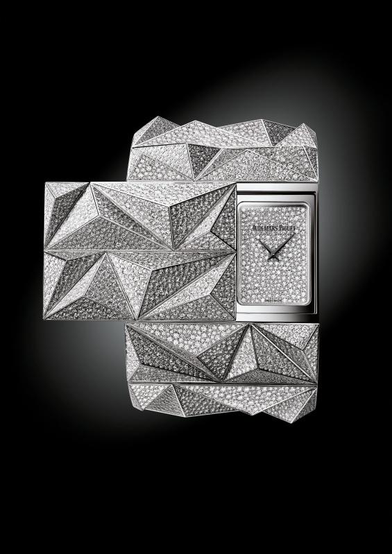 Diamond Punk, Audemars Piguet, full diamond