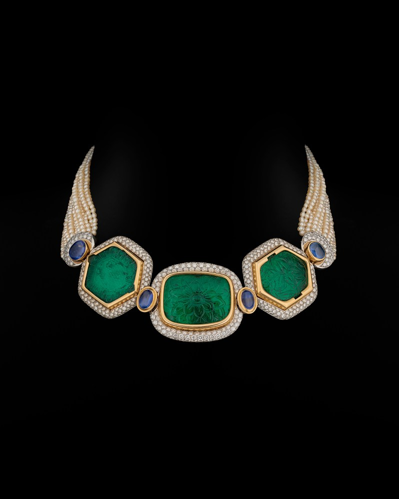 Chocker Bulgari, 1978–82