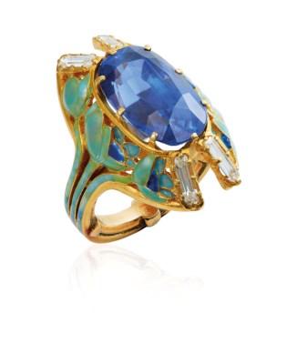 Christie's Ring Lalique