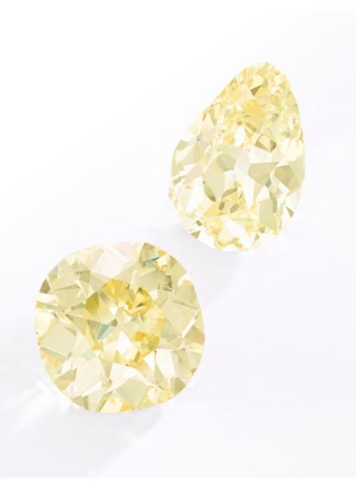 The Donnersmarck Diamonds