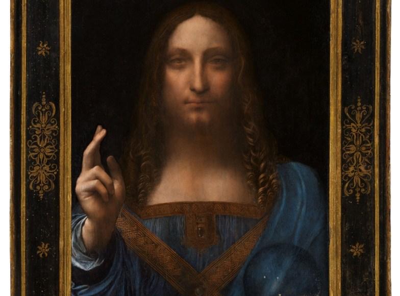 Salvator Mundi, Leonardo da Vinci